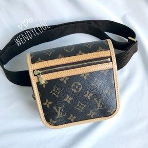 Louis Vuitton Monogram bumbag bosphore belt bag